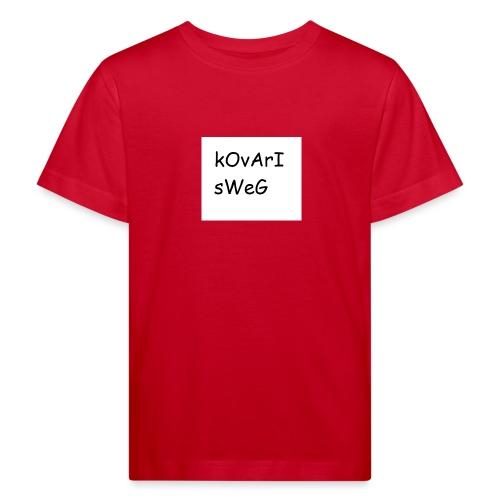 kovarisweg - Lasten luonnonmukainen t-paita