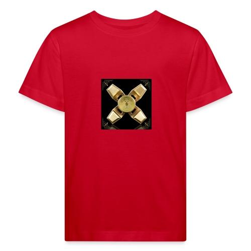 Spinneri paita - Lasten luonnonmukainen t-paita