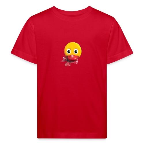 Schnatterinchen 3D - Kinder Bio-T-Shirt