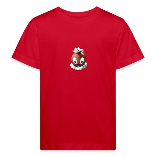 Pittiplatsch 3D - Kinder Bio-T-Shirt