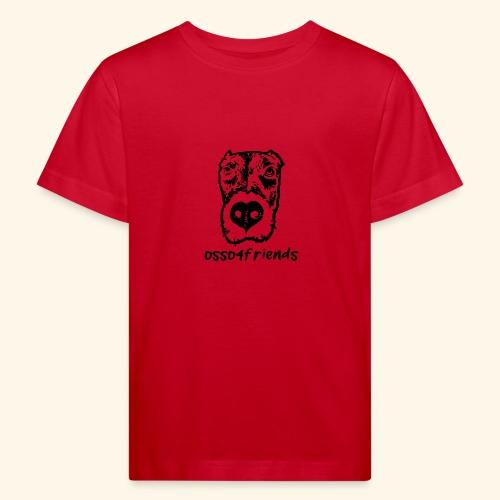 Logo NERO TRASPARENTE creative - Maglietta ecologica per bambini