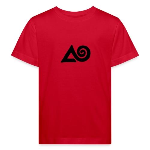 Logo manatu Wildnisseminare - Kinder Bio-T-Shirt