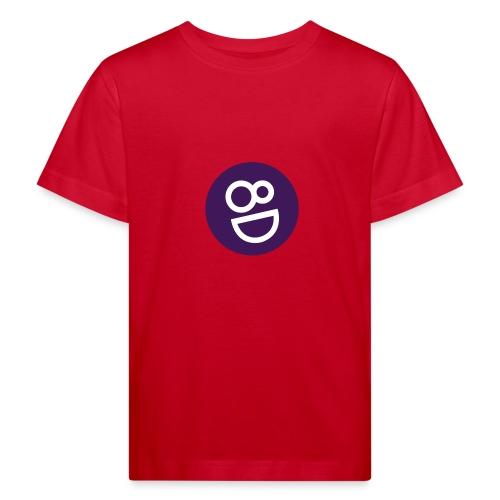 logo 8d - Kinderen Bio-T-shirt