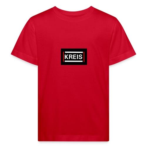 Kreis - Kinder Bio-T-Shirt