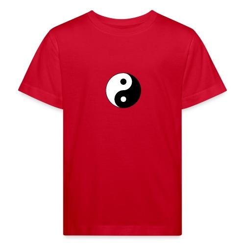 Yin Yang balance in life - Kids' Organic T-Shirt