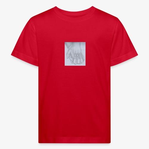 main dans la main - T-shirt bio Enfant