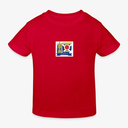 MFCSC Champions Artwork - Kids' Organic T-Shirt