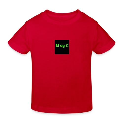 mogc - Organic børne shirt