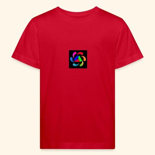 logo - Maglietta ecologica per bambini
