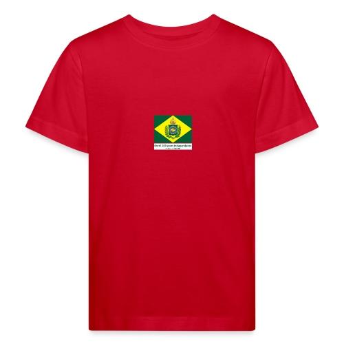 Brazil 200 years independence - Økologisk T-skjorte for barn