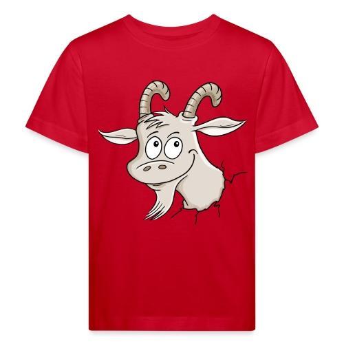 Steinbock - Kinder Bio-T-Shirt