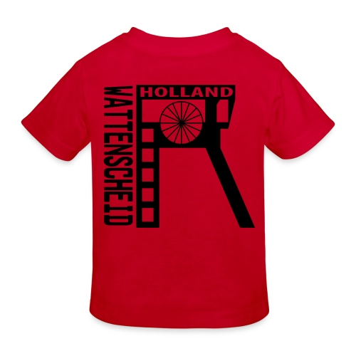 Zeche Holland (Wattenscheid) - Kinder Bio-T-Shirt