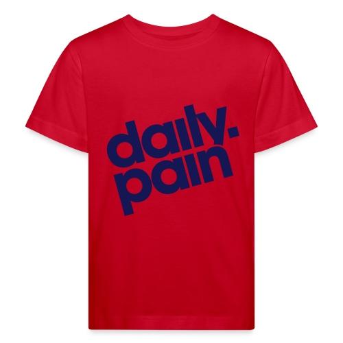 daily pain classic - Ekologiczna koszulka dziecięca