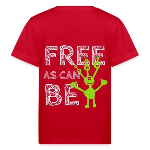 ascanbe white png - Kinder Bio-T-Shirt