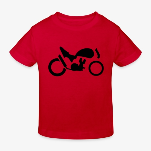 Streetfighter M4 - Kinder Bio-T-Shirt