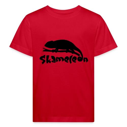 logoskameleon - Kinder Bio-T-Shirt