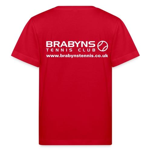 brabyns t shirt - Kids' Organic T-Shirt