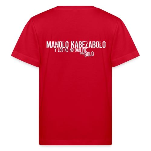 logotienda - Camiseta ecológica niño
