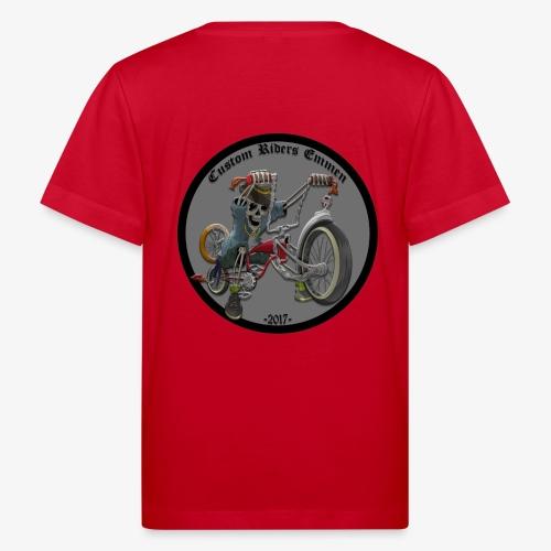 Custom Riders Emmen - Kinderen Bio-T-shirt