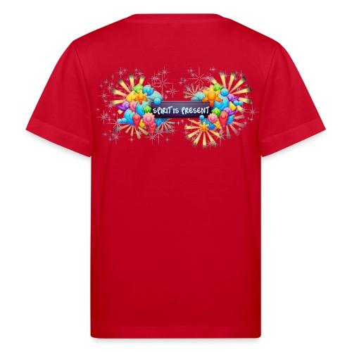 Spirit is Present - Maglietta ecologica per bambini