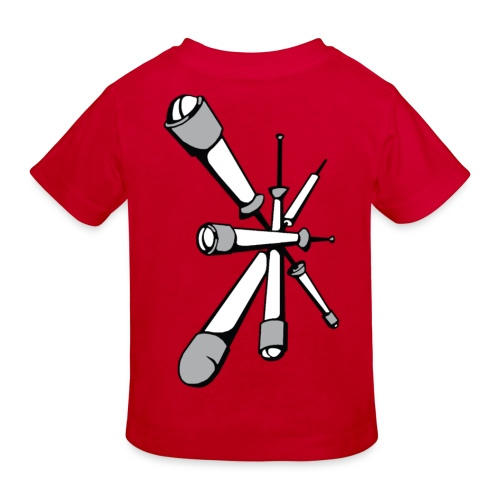 Pompfen - Kinder Bio-T-Shirt