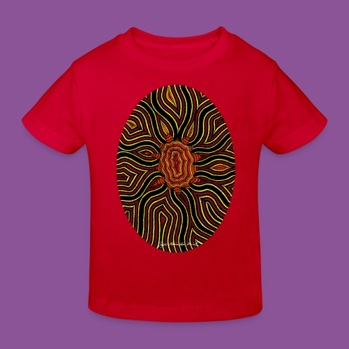 Aura 11 - Kinder Bio-T-Shirt