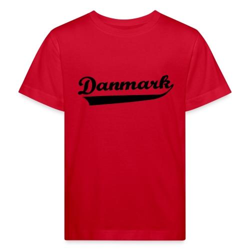 Danmark Swish - Organic børne shirt