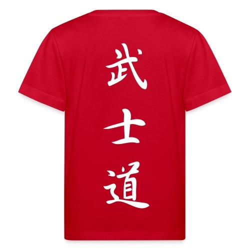 bushido - Organic børne shirt