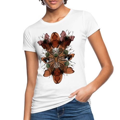 metamorfosi - T-shirt ecologica da donna