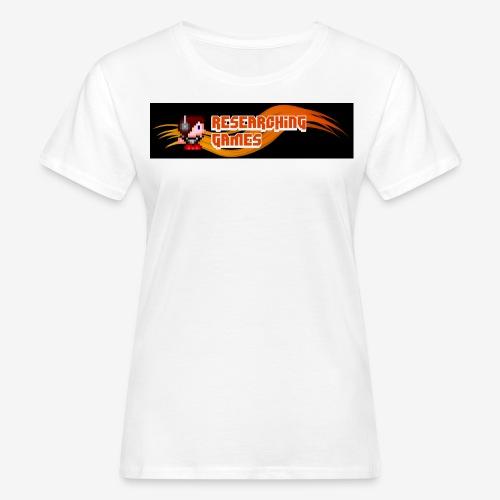resgames Logo ab 2013 - Frauen Bio-T-Shirt