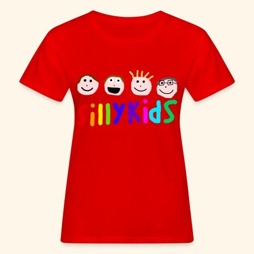 Sillykids Logo - Women's Organic T-Shirt