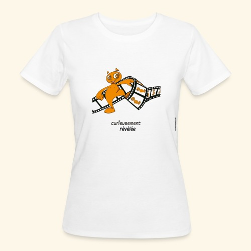 révélé femme - T-shirt bio Femme