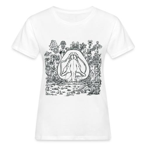 Vimmelfant - Ekologisk T-shirt dam