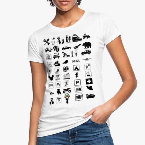 Where should I go now? - Frauen Bio-T-Shirt
