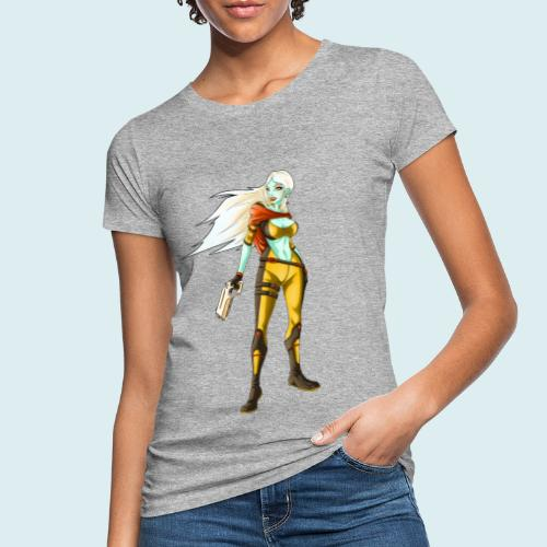 sci fi hunter - T-shirt ecologica da donna