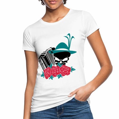 Rock Harmonika - Frauen Bio-T-Shirt