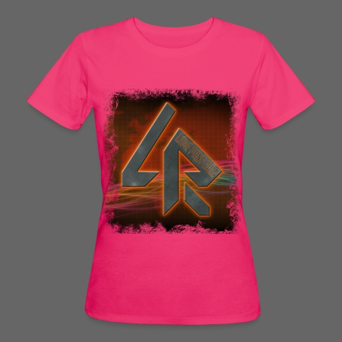 LPR Gaming BG Splash (Women) - Women's Organic T-Shirt