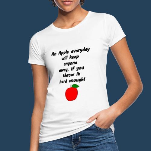 Apple Doctor - Frauen Bio-T-Shirt
