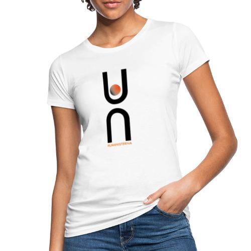 Humanisterna logo - Ekologisk T-shirt dam