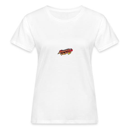 Spilla Svarioken. - T-shirt ecologica da donna