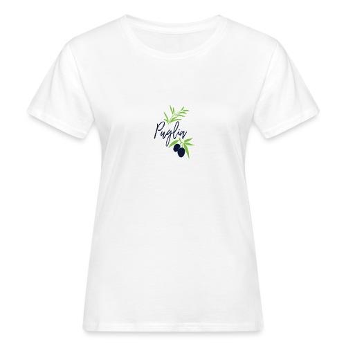 Puglia - T-shirt ecologica da donna