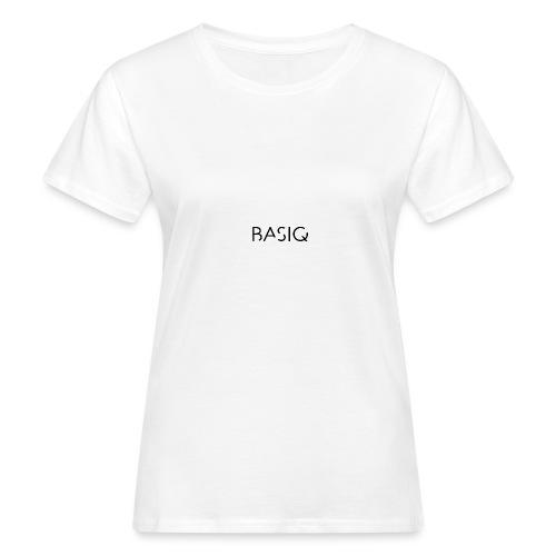 Basiq black - Frauen Bio-T-Shirt