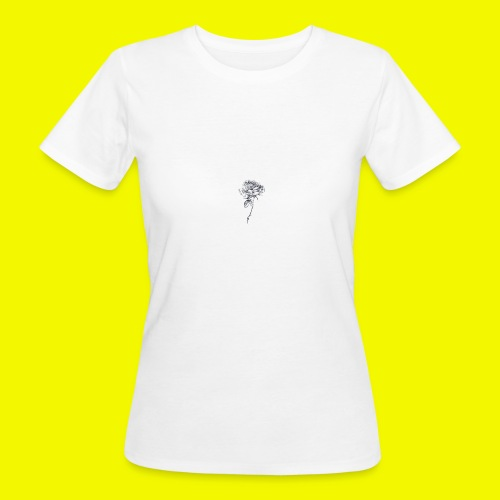 ROSE - Women's Organic T-Shirt