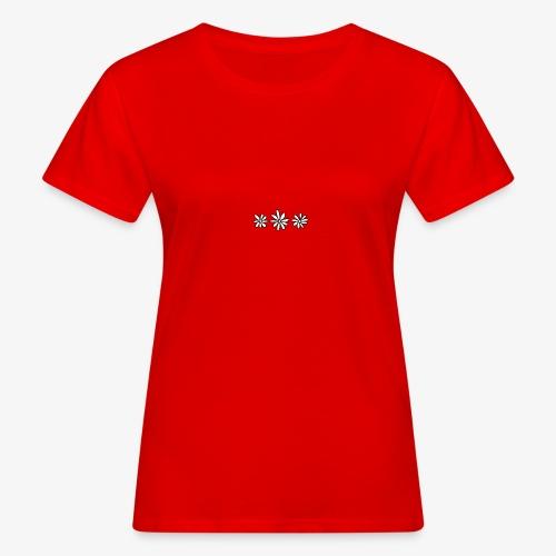 Flower Tee - Vrouwen Bio-T-shirt