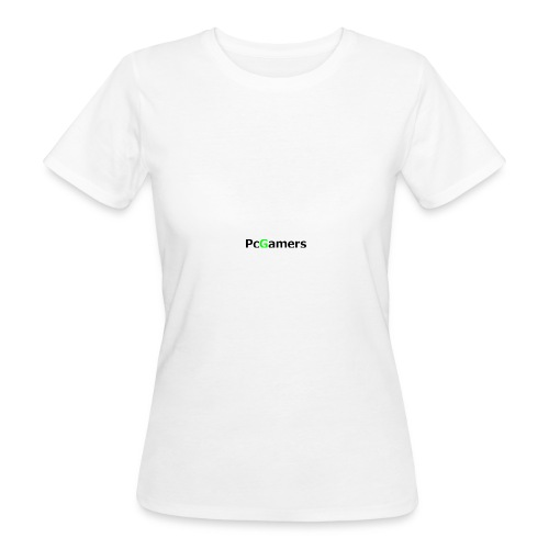 pcgamers-png - T-shirt ecologica da donna