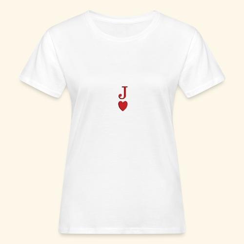 Valet de trèfle - Jack of Heart - Reveal - T-shirt bio Femme