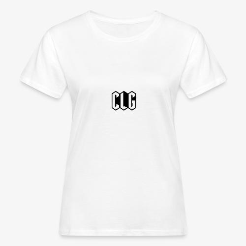 CLG DESIGN black - T-shirt bio Femme