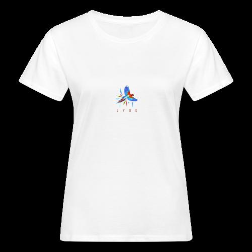 Papagei - Frauen Bio-T-Shirt