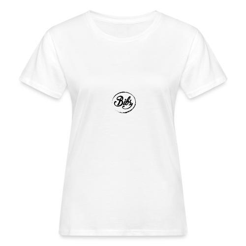 Bibs Logo Noir - T-shirt bio Femme