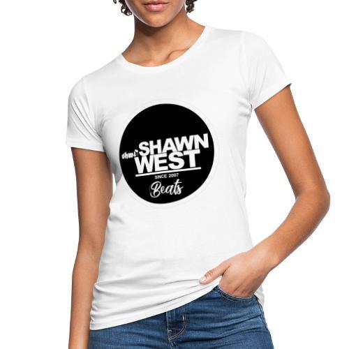 SHAWN WEST BUTTON - Frauen Bio-T-Shirt